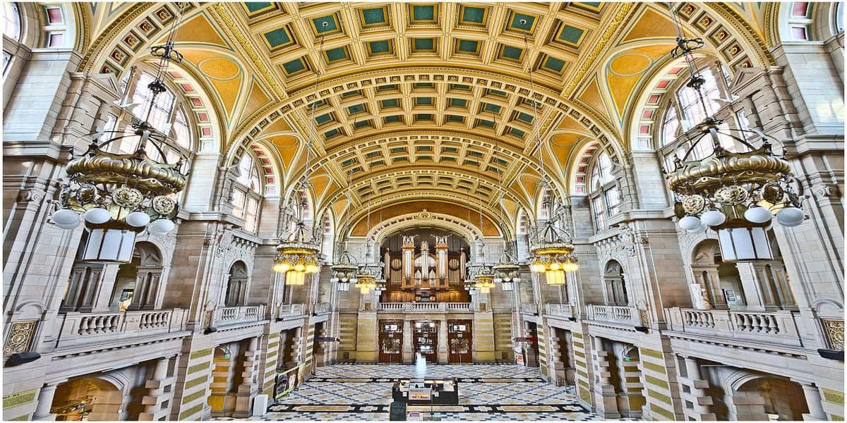 Glasgow School of Art exemple d'architecture de l'art nouveau