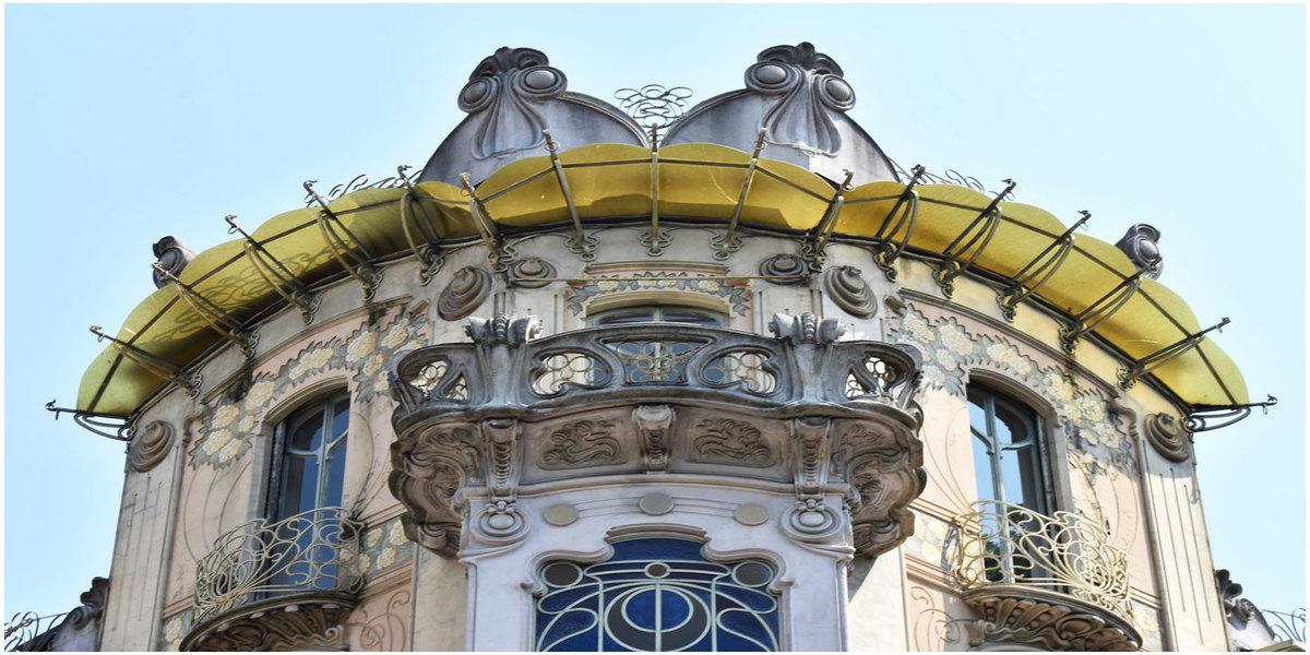 architecture art nouveau a turin