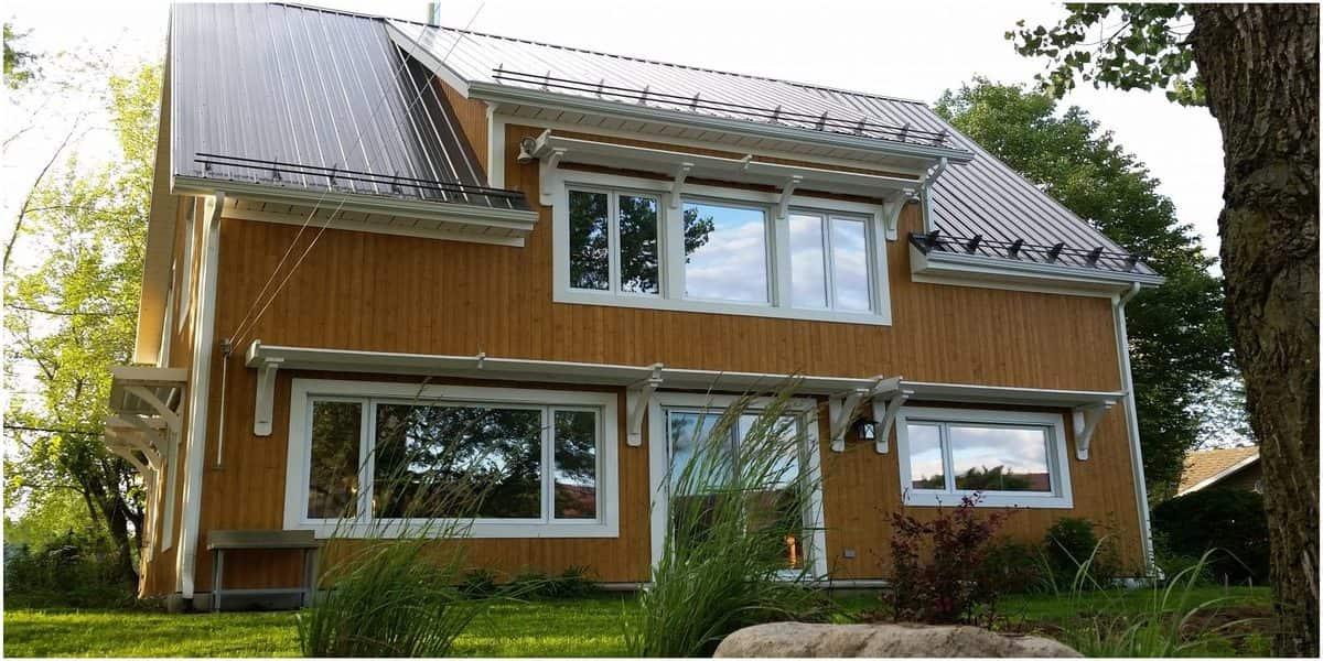 architecture solaire