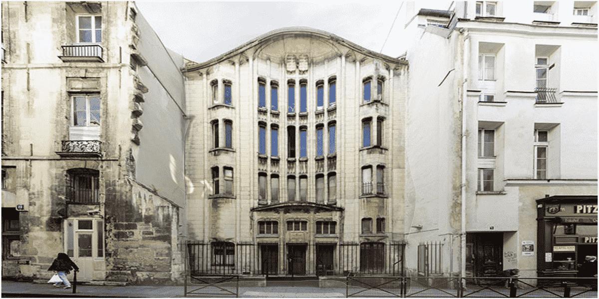 synagog agoudas